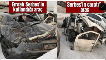Emrah Serbes Kazasında Bilirkişi Raporu