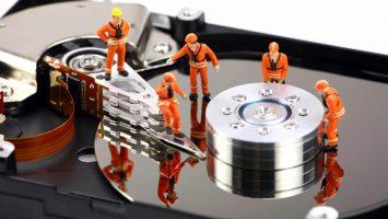 Bilgisayar ve Sunuculardan Veri Kurtarma Hizmeti