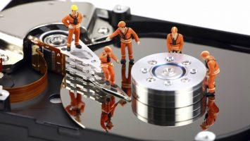 Hard Disk Veri Kurtarma